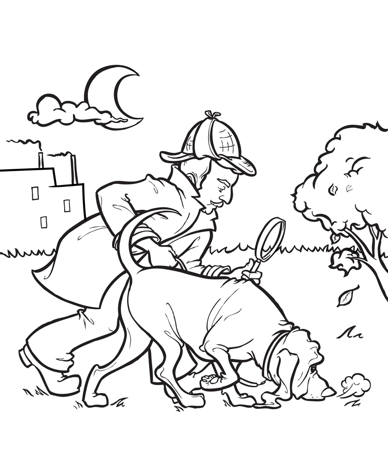 More Coloring Book Pages