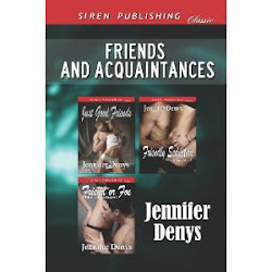 The entire Friends and Acquaintances series is available in print