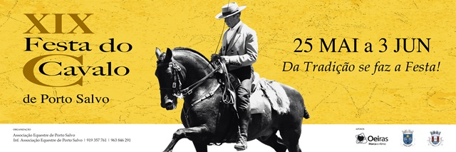 Festa do Cavalo de Porto Salvo
