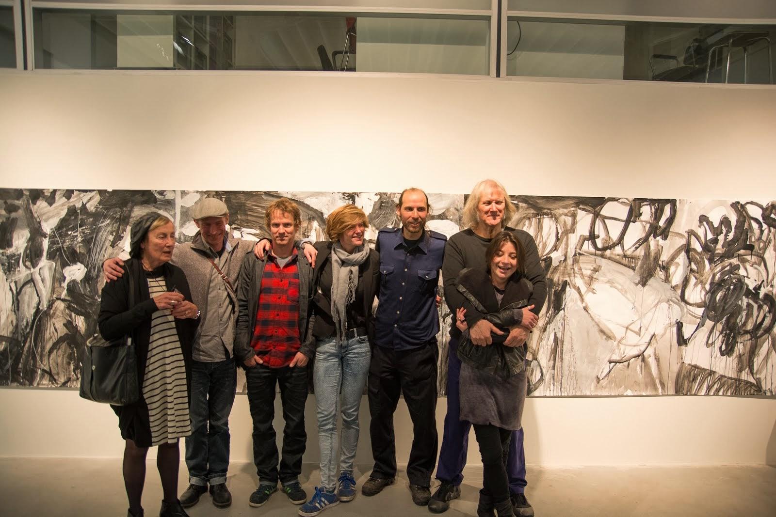 THE ACT OF PAINTING! at TETEM Kunstruimte - 7 NOVEMBER 2013