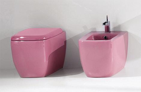 bagno al femminile: utilizziamo il rosa! ~ stile bagno - Bagni Moderni Rosa