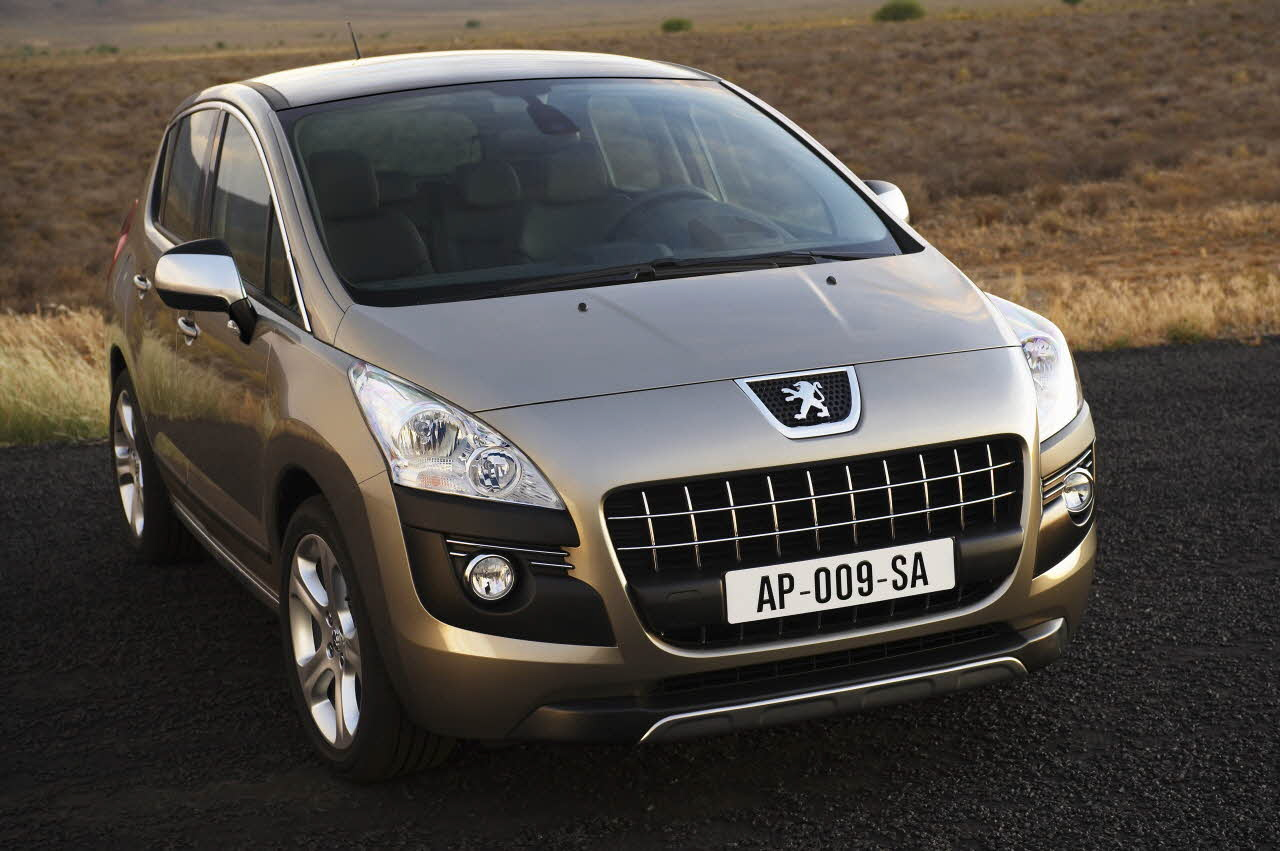 site to voitures  la peugeot 3008