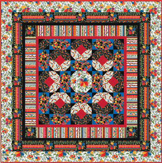 Beautiful Quilt Fabric