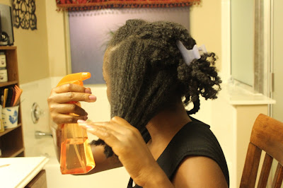 Finger Detangle Natural Hair DiscoveringNatural