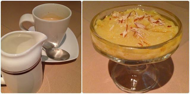 Sanmini's, Ramsbottom - Dessert