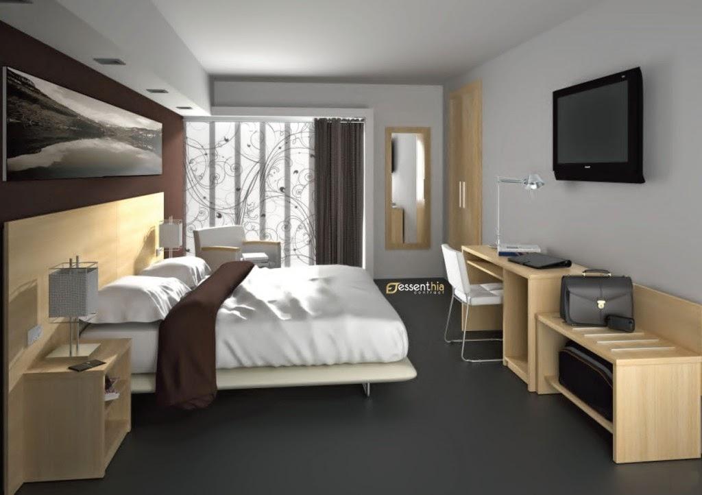 Famoso Muebles Para Hotel Ilustración - Ideas de Decoración de ...