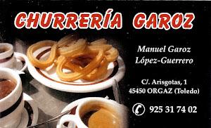 CHURRERÍA GAROZ