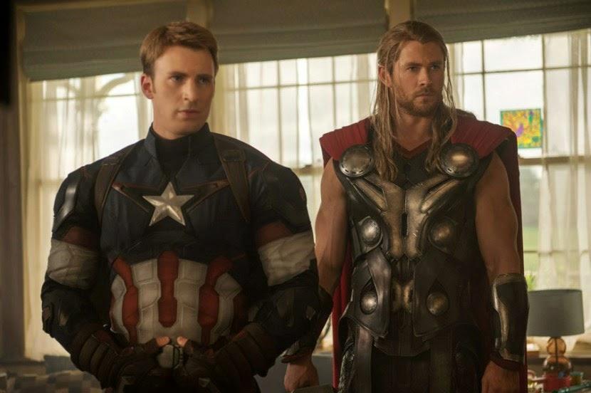 najnowsi Avengers