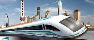 El tren que va más rápido que un avión