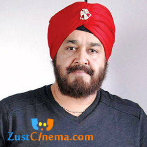 Mohanlal as wrestler Happy Singh