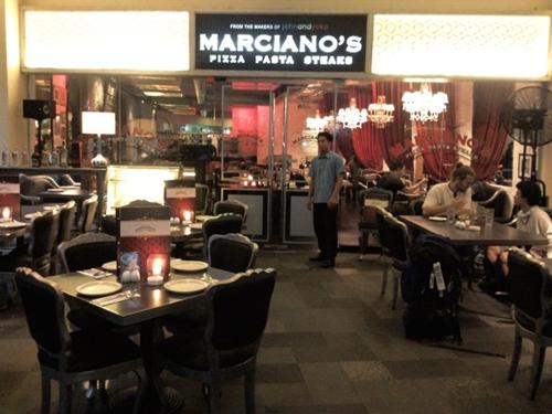 Marciano's Greenbelt 3