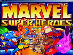 Superheroes 2000 Mugen v2.0