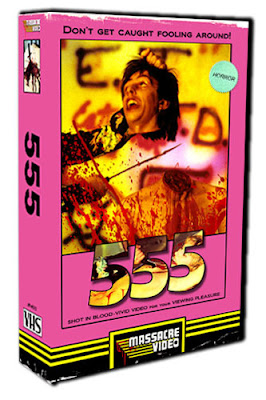 555 video horror vhs