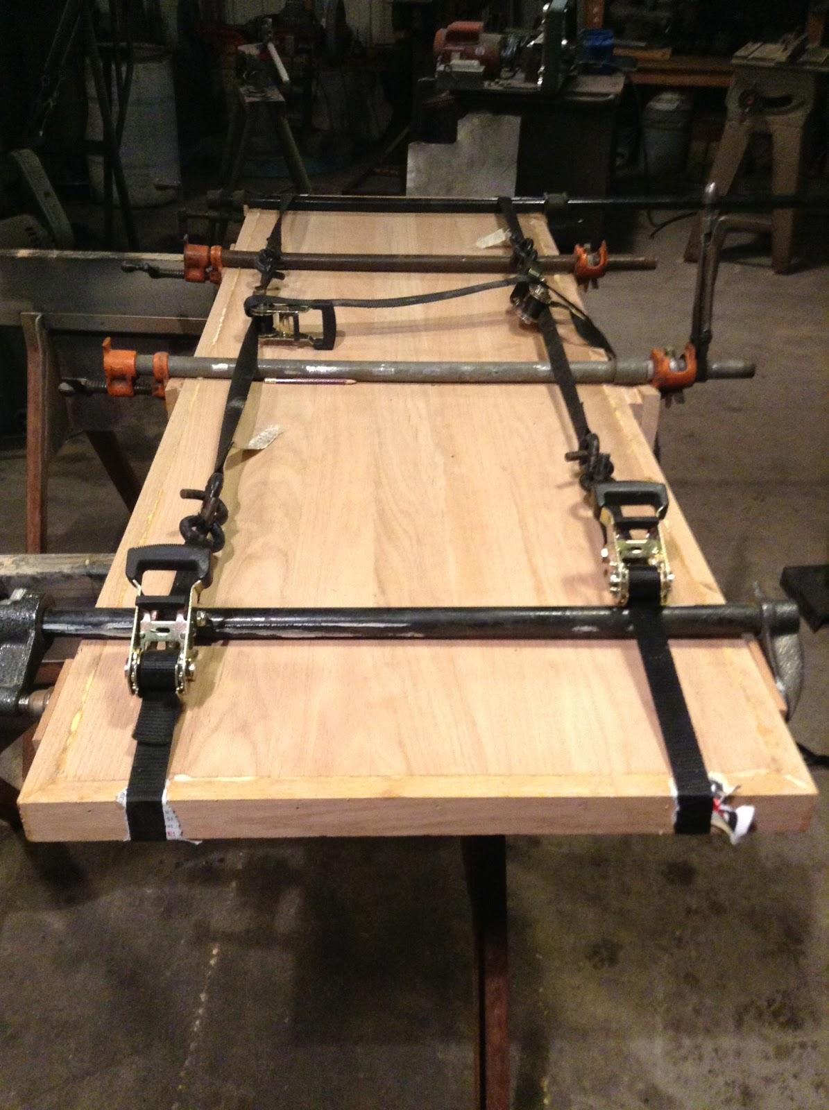 Blacksmith's Table Stock Image - Image: 29006231