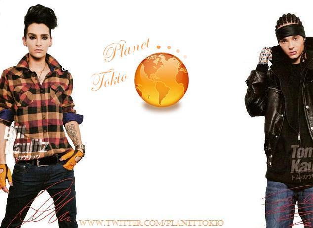 Planet Tokio - When you only need one Tokio Hotel source