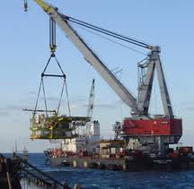 Crane for safety transportation