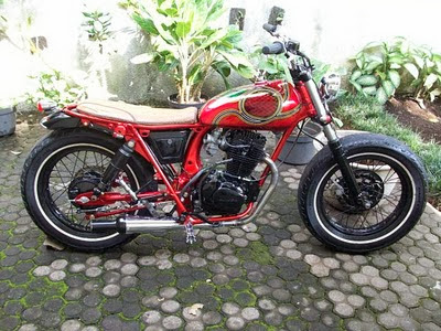 cb 100 modifikasi