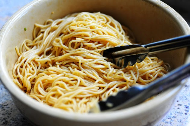 [Japanese Recipes] Simple Sesame Noodles - All Asian ...