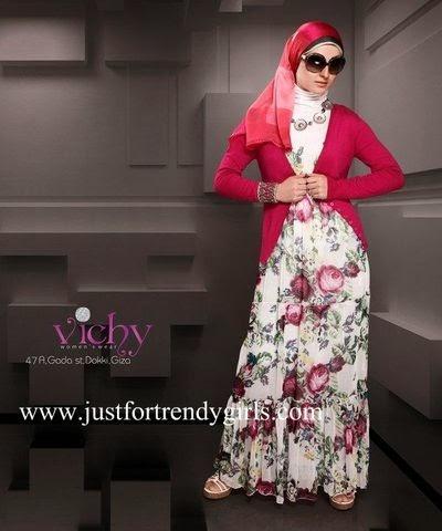 Hijab tendance d'été