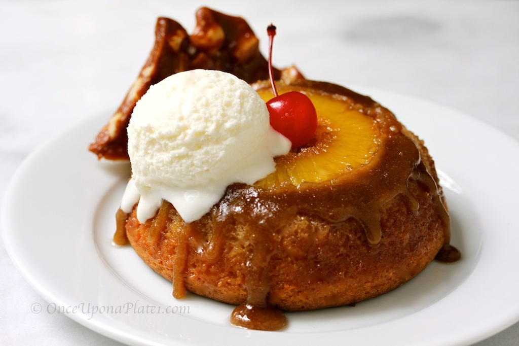 Pineapple Macadamia Nut Pound Cake Recipe