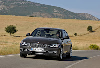 2013 BMW 3-Series (F30) 320d Sedan Modern Line Official photo image press media