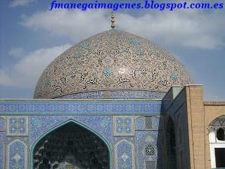 Mezquita del Sheikh Luftallah en Iran