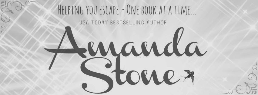 USA Today Bestselling Author Amanda Stone