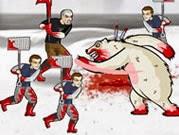 game Gấu Bắc Cực nổi điên