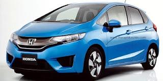 Spesifikasi Luar Dalam All-New Honda Jazz 2014