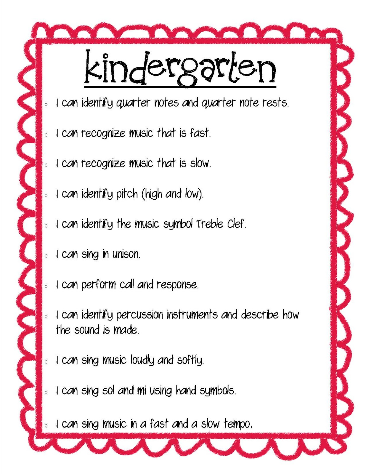 Worksheet Kindergarten Short Stories so la mi elementary music class kindergartenfirst grade