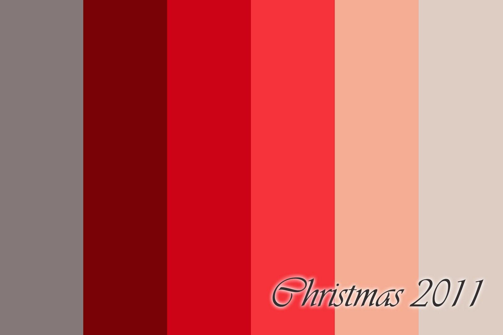 Uncategorized Red Color Pallette sarah dawn designs digital christmas cards 2011 color palette 1 1