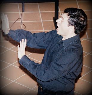Mariano García, director del Coro Encanto