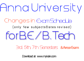 anna university,mykalvi,exam time table