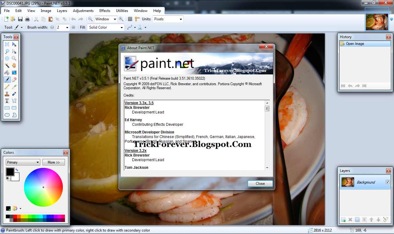 Top 5 Image Photo Editing Software For Windows Xp 7 8 8 1