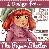Proud to design for The Paper Shelter