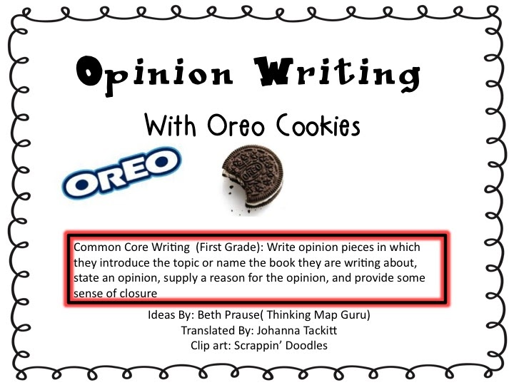 Opinion Oreo | created this 'triple-stuffed' Oreo planning page ...