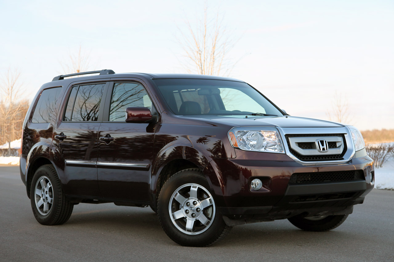 2012 HONDA PILOT 4WD TOURING