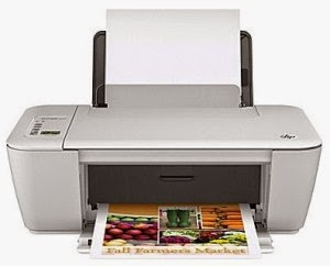 HP Deskjet 2540 Driver Download for Windows