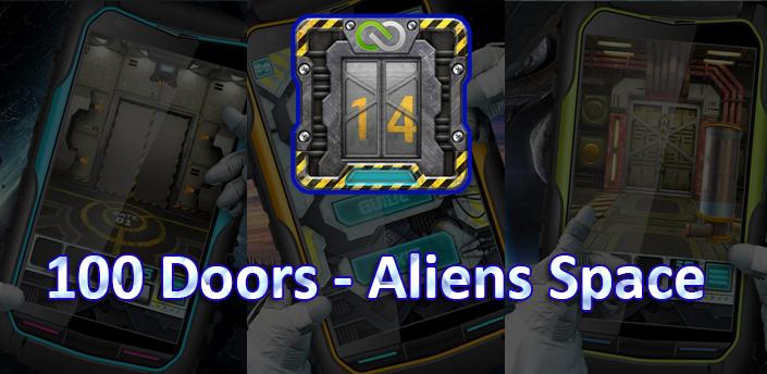 100 Doors Aliens Space Walkthrough ~ Doors Geek