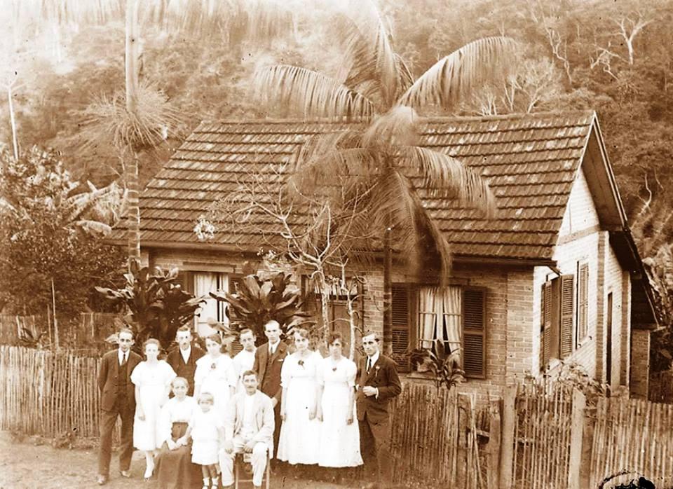 Casa no Borboleta decada de 1930