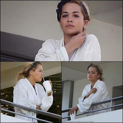 Rita Ora pas spitalit