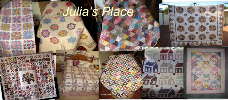 Julia&#39;s Place