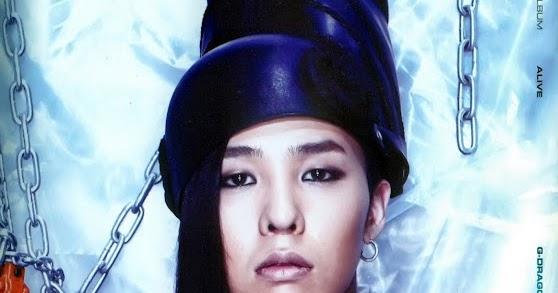BigBang - Female: G-Dragon Facts