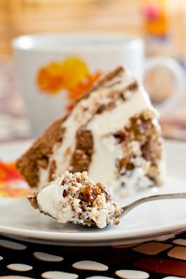 торта с овесени ядки