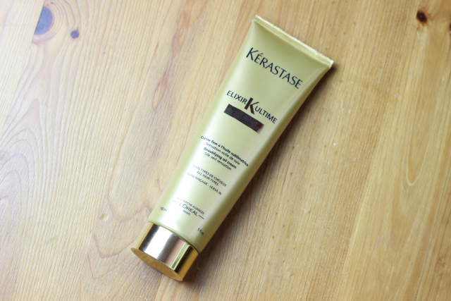 Kerastase Elixir Kultime Beautifying Oil Cream Review