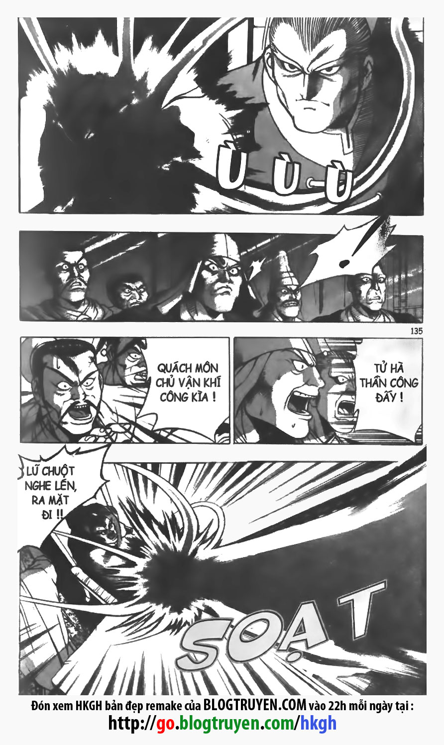 Hiệp Khách Giang Hồ - Hiệp Khách Giang Hồ Chap 129 - Pic 6