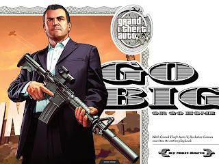 game informer gta v scan 1 Grand Theft Auto V   Game Informer Magazine Scans