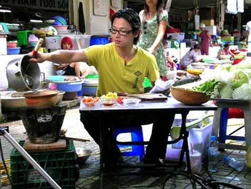 Khám phá ẩm thực Việt Nam cùng Luke Nguyễn