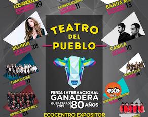 Feria Querétaro 2015