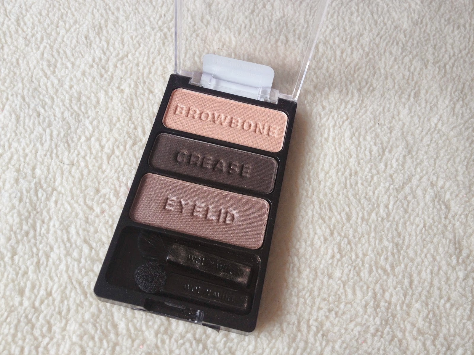 Wet n Wild Silent Treatment Trio Palette